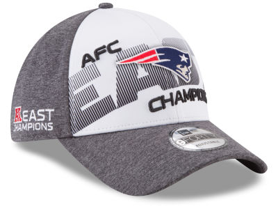 New England Patriots New Era 2017 NFL Division Champ 9FORTY Cap