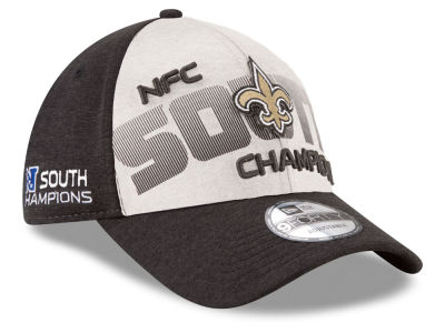New Orleans Saints New Era 2017 NFL Division Champ 9FORTY Cap
