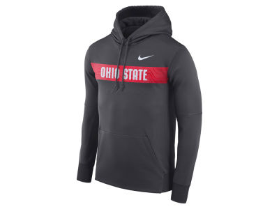 Ohio State Buckeyes Nike NCAA Men's Performance Sideline Hoodie