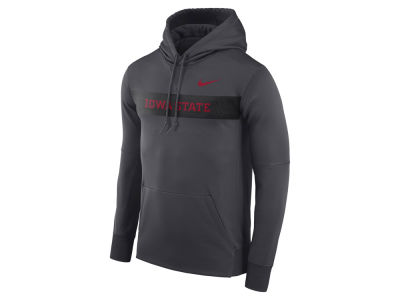 Iowa State Cyclones Nike NCAA Men's Performance Sideline Hoodie