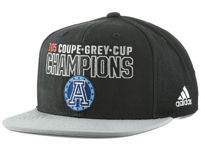 Toronto Argonauts adidas 2017 CFL 105th Grey Cup Champ Locker Room Cap