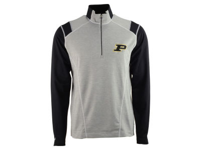 Purdue Boilermakers Antigua NCAA Men's Automatic Quarter Zip Pullover
