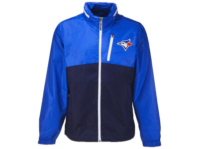 Toronto Blue Jays G-III Sports MLB Men's Replay Light Weight Full Zip Jacket