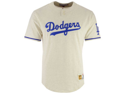 Los Angeles Dodgers MLB Men's Sealed The Victory Henley T-shirt