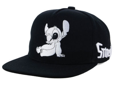 Disney Stitch Chillin Out Snapback Cap