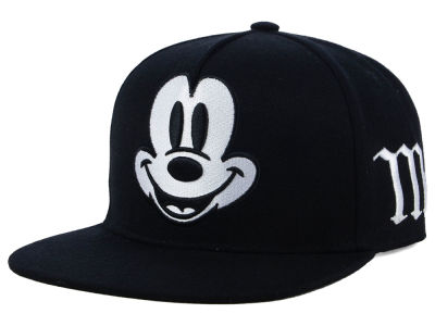 Disney Mickey Big Face Snapback Cap