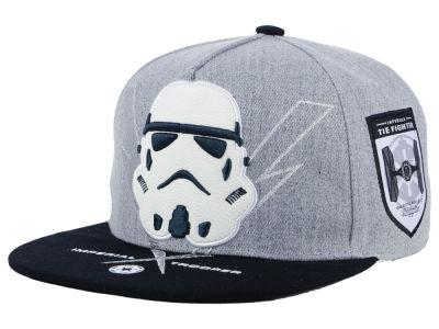 Star Wars Woven Label Snapback Cap 96c4a402eabb