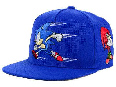 Sonic Multiple Character Snapback Cap b6965f5a635a