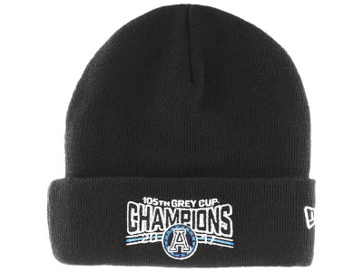 Toronto Argonauts New Era CFL 105th Grey Cup Champ Knit