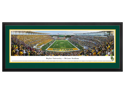 Baylor Bears Deluxe Framed Panorama