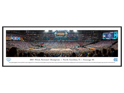 North Carolina Tar Heels Standard Frame Panorama