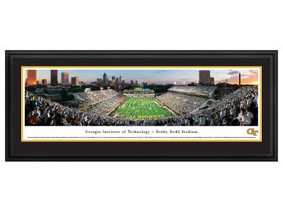 Georgia-Tech Deluxe Framed Panorama