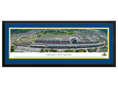 Indianapolis 500 Deluxe Framed Panorama