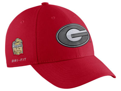 Georgia Bulldogs Nike 2018 NCAA Men's Bowl Bound Cap