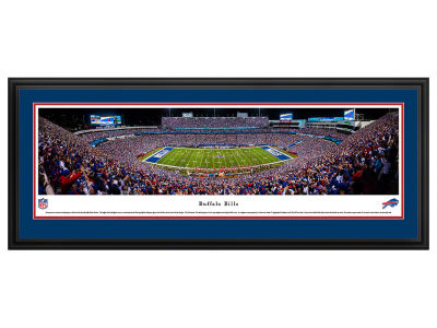 Buffalo Bills Deluxe Framed Panorama