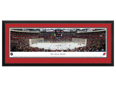New Jersey Devils Deluxe Framed Panorama