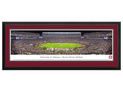 Alabama Crimson Tide Deluxe Framed Panorama