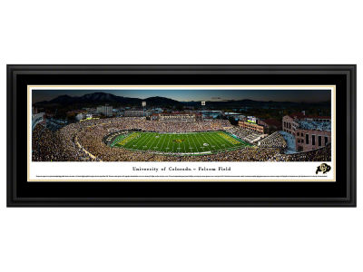 Colorado Buffaloes Deluxe Framed Panorama