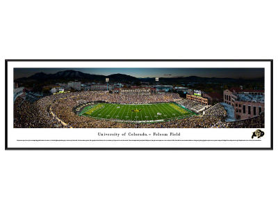 Colorado Buffaloes Standard Frame Panorama