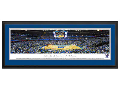 Memphis Tigers Deluxe Framed Panorama