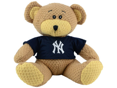 New York Yankees Crochet Bear