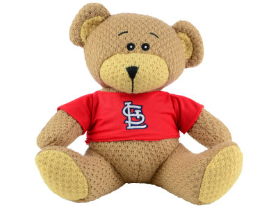 St. Louis Cardinals Crochet Bear