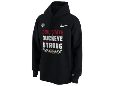 Ohio State Buckeyes Nike 2018 NCAA Men's Bowl Bound Verbiage Hoodie