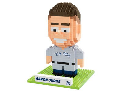 New York Yankees Aaron Judge BRXLZ 3D Player Puzzle