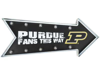 Purdue Boilermakers Arrow Marquee Sign