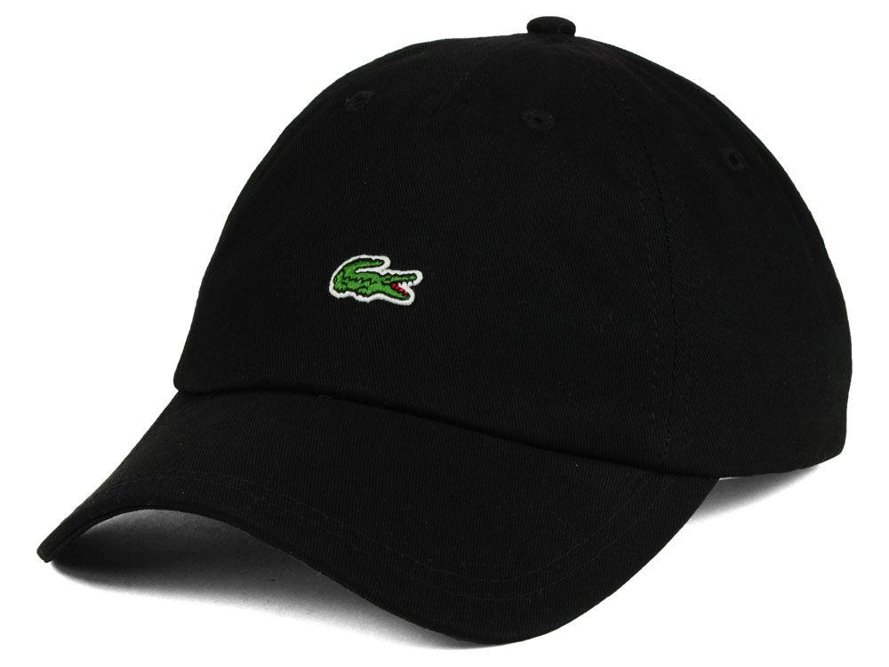 Lacoste Small Croc Dad Hat  0eb5516f93ce