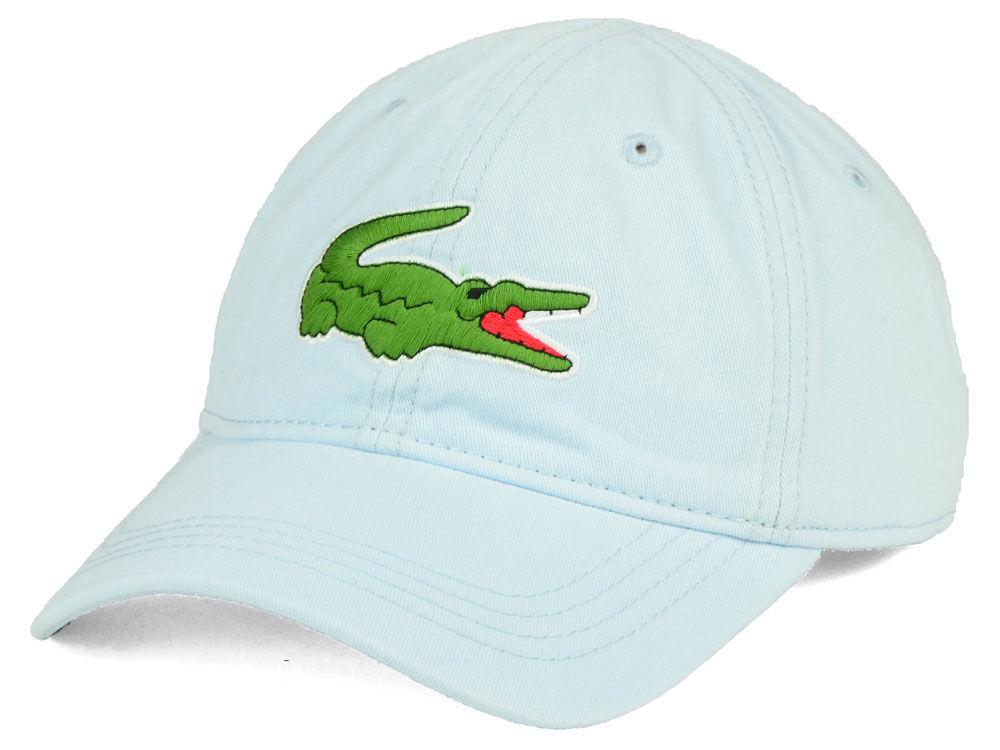 Lacoste Big Croc Cap  a3349a6e491