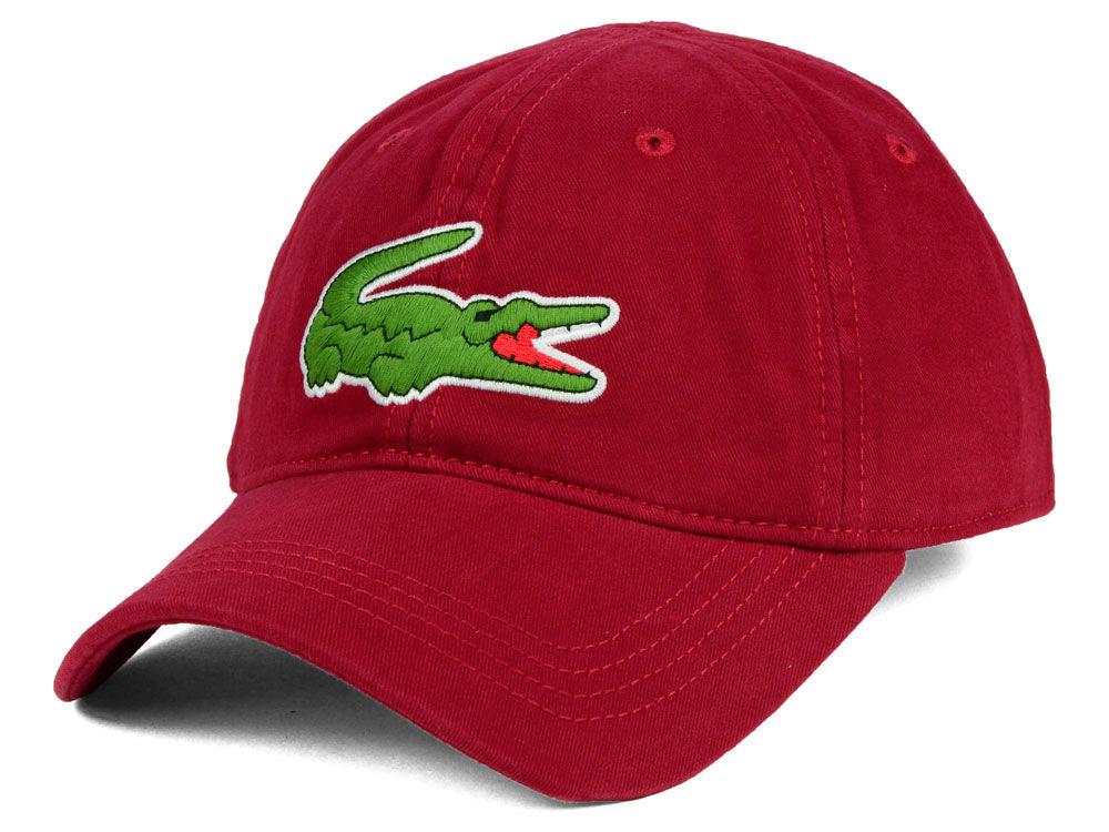 Lacoste Big Croc Cap  423a41c76da