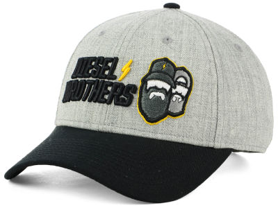 Diesel Brothers Beard National Snapback Cap