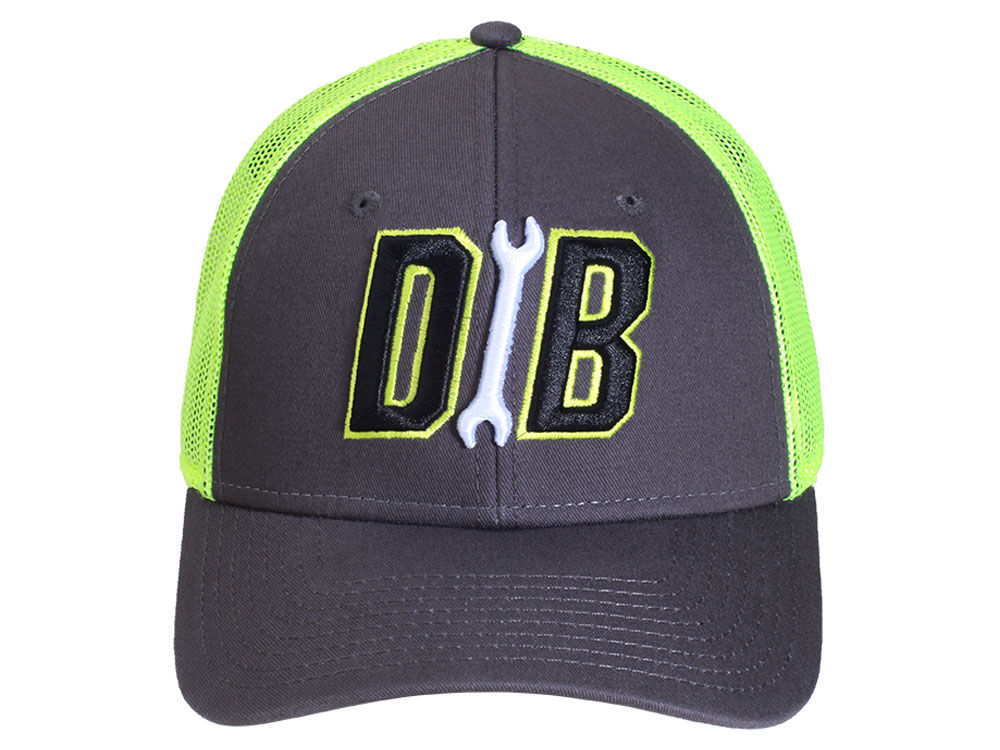 Diesel Brothers Wrench National Meshback Cap  09dd4a803ec