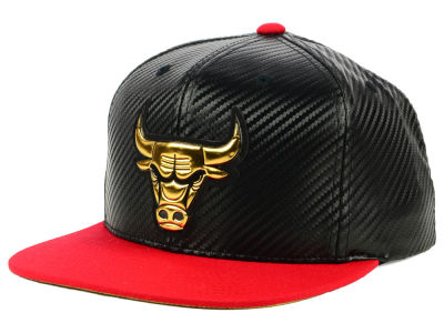 Chicago Bulls Mitchell & Ness NBA Body Count Snapback Cap
