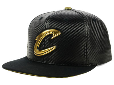Cleveland Cavaliers Mitchell & Ness NBA Body Count Snapback Cap