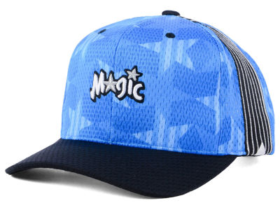 Orlando Magic Mitchell & Ness NBA Jersey Hook & Loop Cap