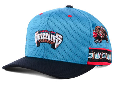 Vancouver Grizzlies Mitchell & Ness NBA Jersey Hook & Loop Cap