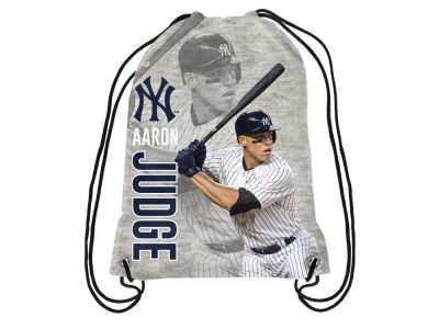 New York Yankees Aaron Judge Player Printed Drawstring Bag