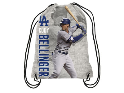 Los Angeles Dodgers Cody Bellinger Player Printed Drawstring Bag