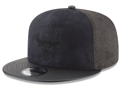 Chicago Bulls New Era NBA Paul George Collection 9FIFTY Snapback Cap