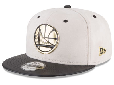 Golden State Warriors New Era NBA Paul George Collection 9FIFTY Strapback Cap