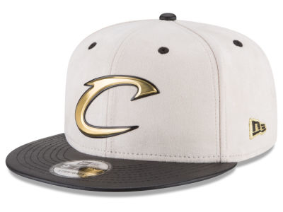 Cleveland Cavaliers New Era NBA Paul George Collection 9FIFTY Strapback Cap