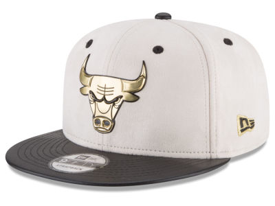 Chicago Bulls New Era NBA Paul George Collection 9FIFTY Strapback Cap