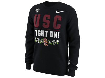 USC Trojans Nike 2018 NCAA Men's Bowl Bound Verbiage Long Sleeve T-Shirt