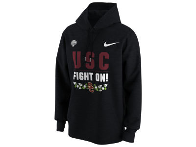 USC Trojans Nike 2018 NCAA Men's Elevated Bowl Bound Verbiage Hoodie