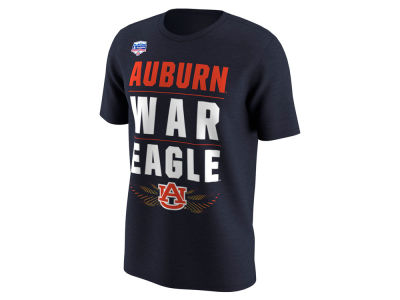 Auburn Tigers Nike 2018 NCAA Men's Bound Verbiage T-Shirt