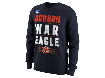 Auburn Tigers Nike 2018 NCAA Men's Bowl Bound Verbiage Long Sleeve T-Shirt