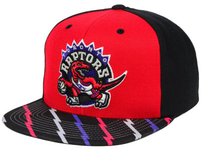 Toronto Raptors Mitchell & Ness NBA Winning Team Snapback Cap