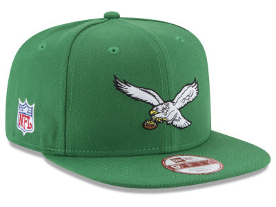 Philadelphia Eagles New Era NFL Basic 9FIFTY Snapback Cap